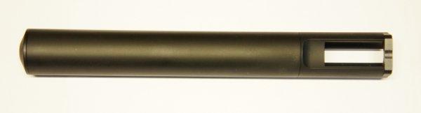 Schalldämpfer für Luftgewehr HW 77 zum Anklemmen