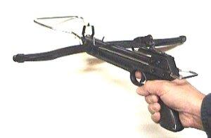 Armbrustpistole MK-80A3, 80 lbs