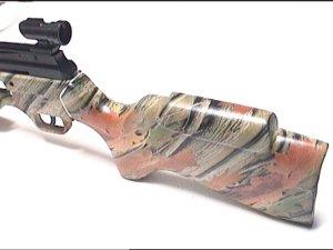 gute Armbrust in camo mit 2 Alupfeilen