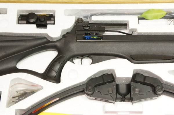 MK Compound Armbrust Set schwarz