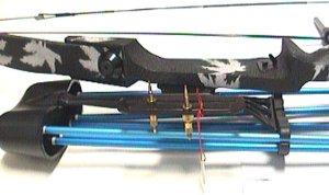 Montagebeispiel an einem Bogen