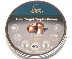 Field Target Trophy Power 4,5mm