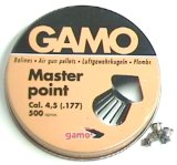 Gamo Master Point, Diabolo 4,5mm