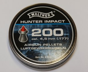Hunter Impact 4,5mm