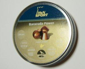 Baracuda Power 5,5mm für Luftdruckwaffen