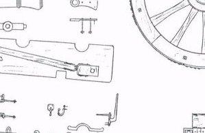 bronze b llerkanone 25mm. Black Bedroom Furniture Sets. Home Design Ideas