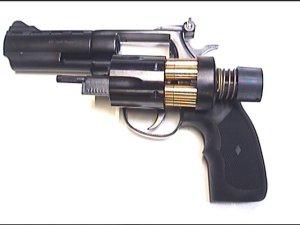 Anwendungsbeispiel mit LEP Revolver ME Bull Barrel