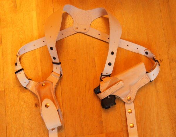 Schulterholster für JPX