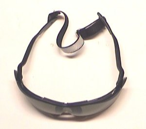 Schießbrille OX3000 Peltor / grau getönt