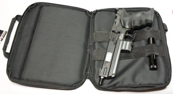 Angebot gilt ohne Waffe und  Schalldämpfer