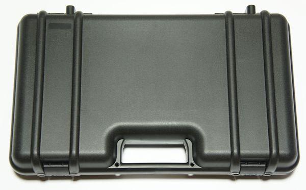 Abschließbarer Koffer für Kurzwaffen