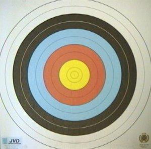 Für das Schießen mit der Armbrust brauch mal robuste Zielscheiben. Sowas finden Sie hier.