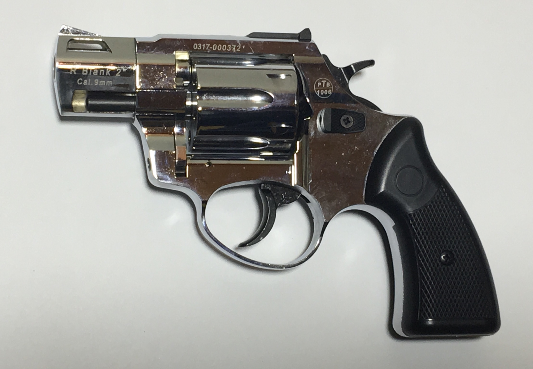 Hier werden Revolver angeboten und noch in verschiedene Untergruppen gegliedert