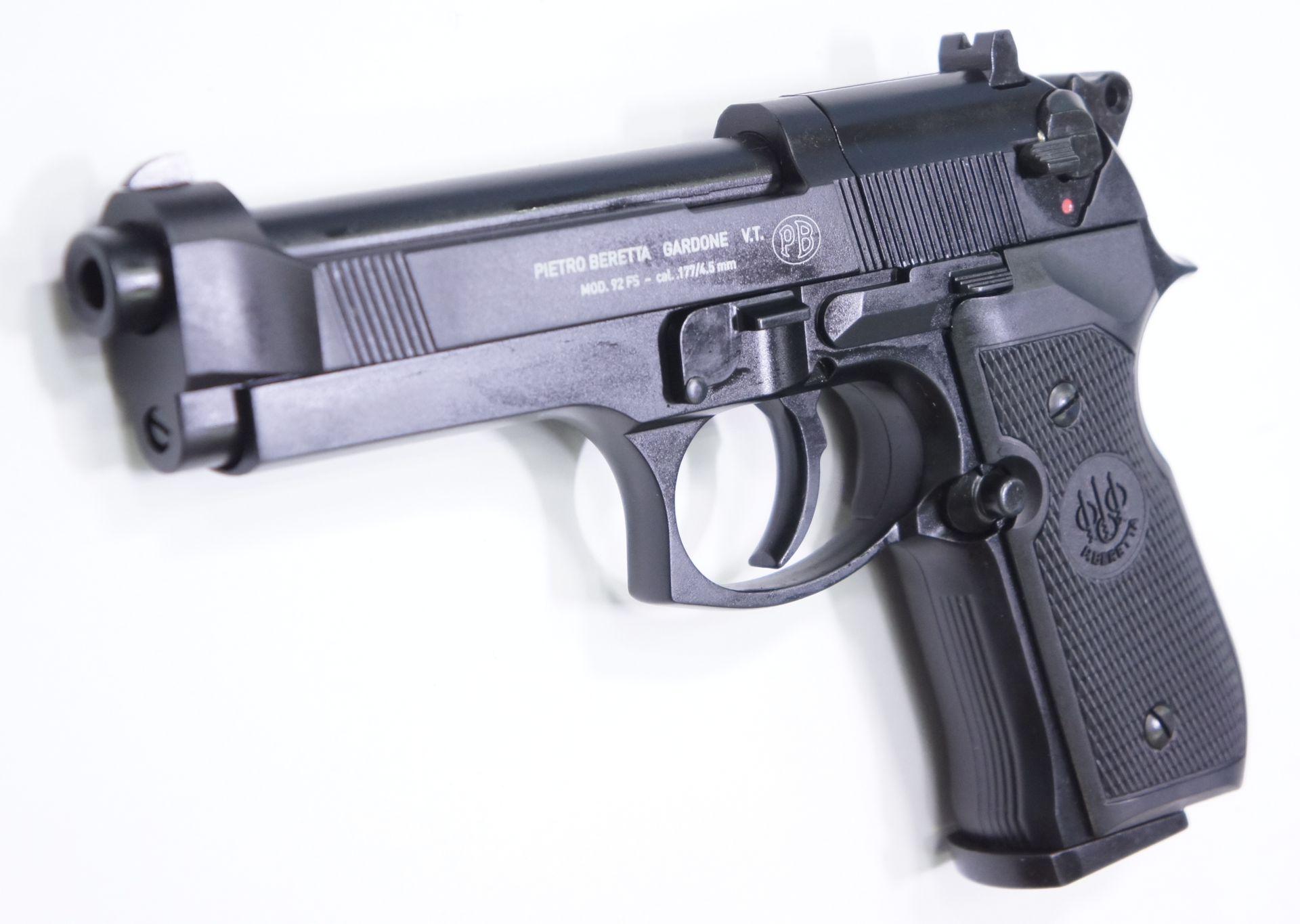 CO2 Pistole Beretta 92 FS
