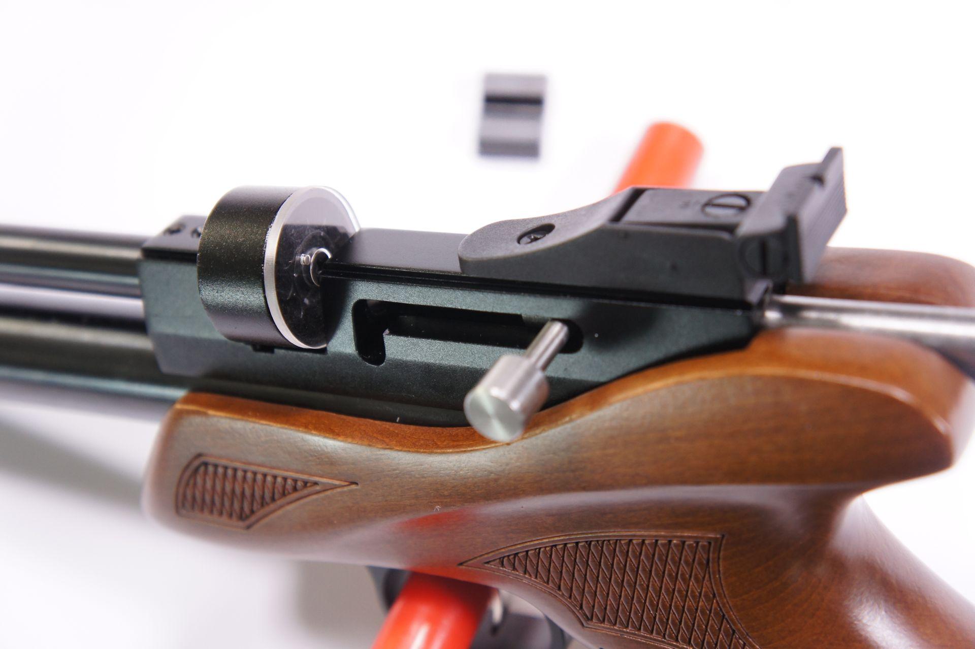 Repetier- CO2 Pistole GSG CP1-M im Kaliber 4,5mm