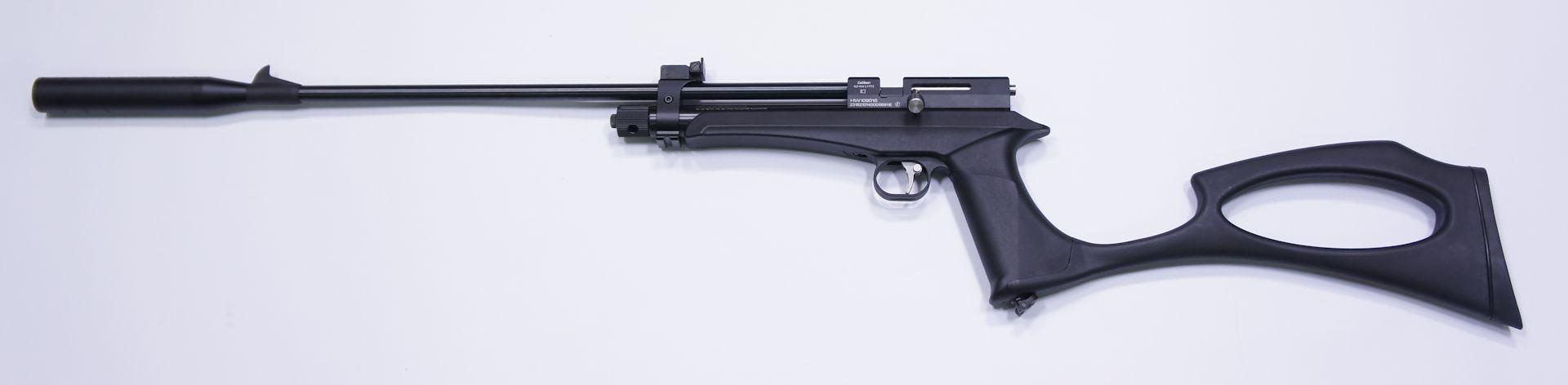 Diana Chaser CO2 Pistolen- und Gewehrset
