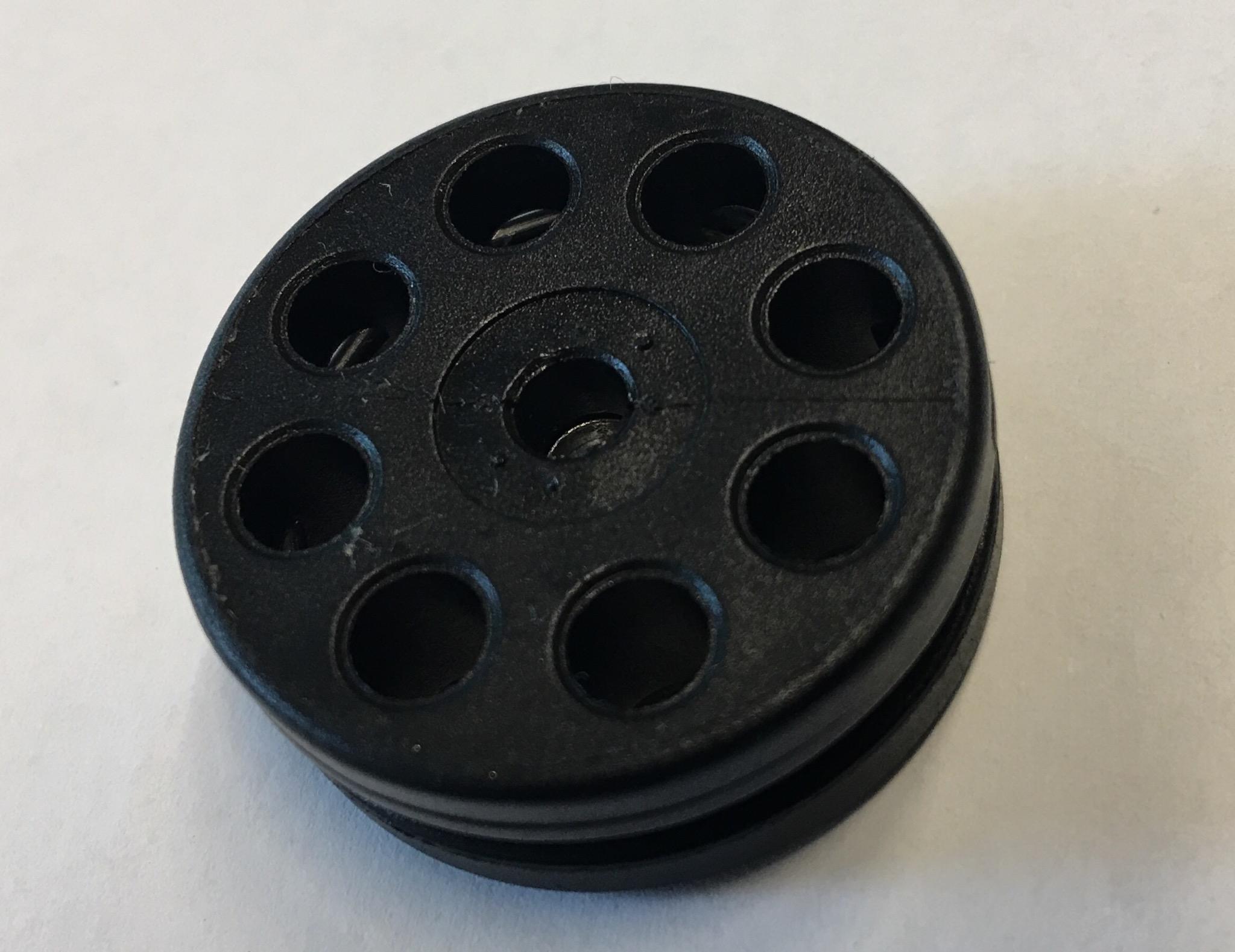 Magazin aus Plastik für 850 Airmagnum und Dominator im Kaliber 5,5mm