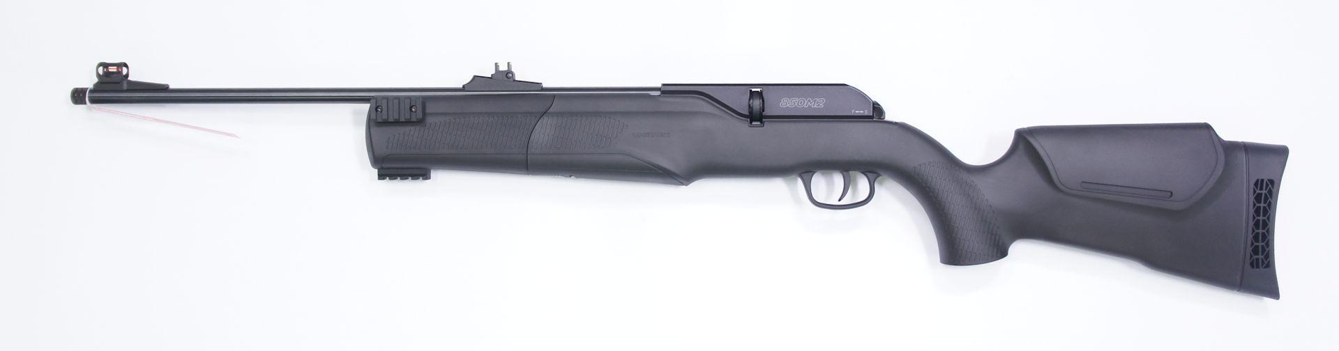 850 M2 CO2 Luftgewehr mit Laufgewinde 0,5 Zoll UNF für Kompensator oder Schalldämpfer