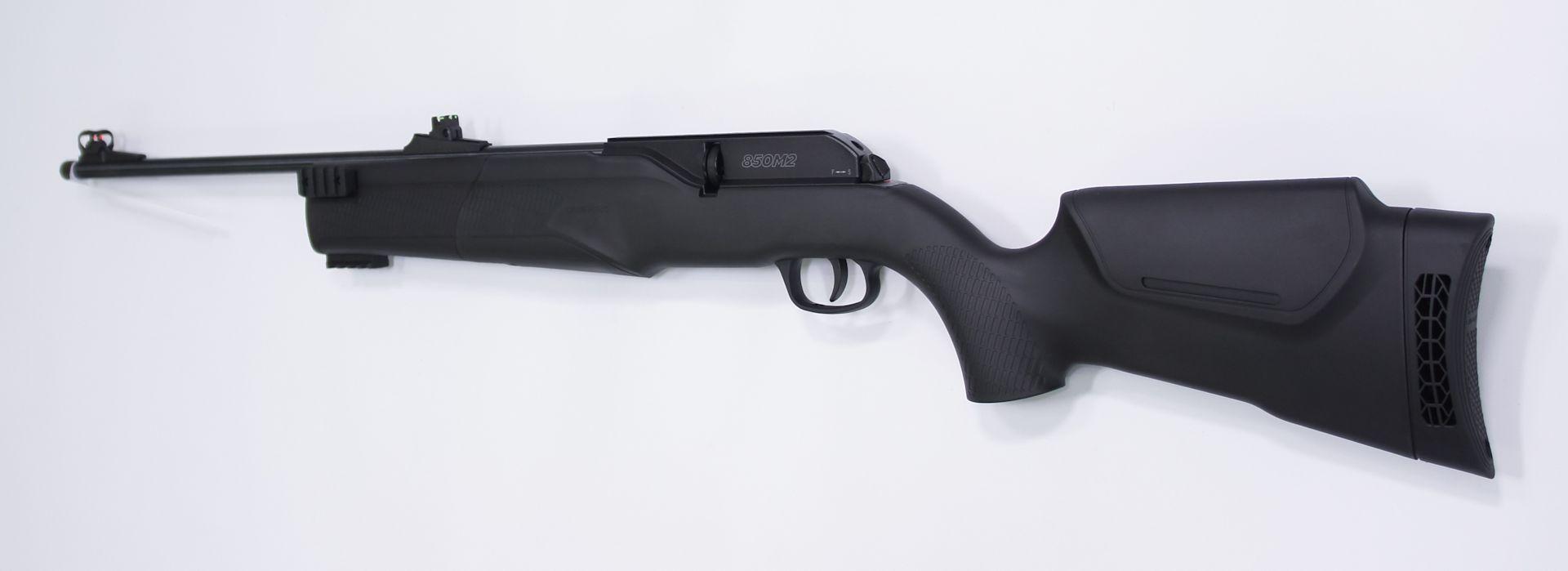 Das CO2-Luftgewehr Umarex 850 M2 bietet gegenüber senem Vorgängermodell einige Neuheiten.