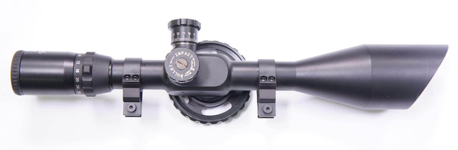 Walther- Zielfernrohr FT 8-32x56