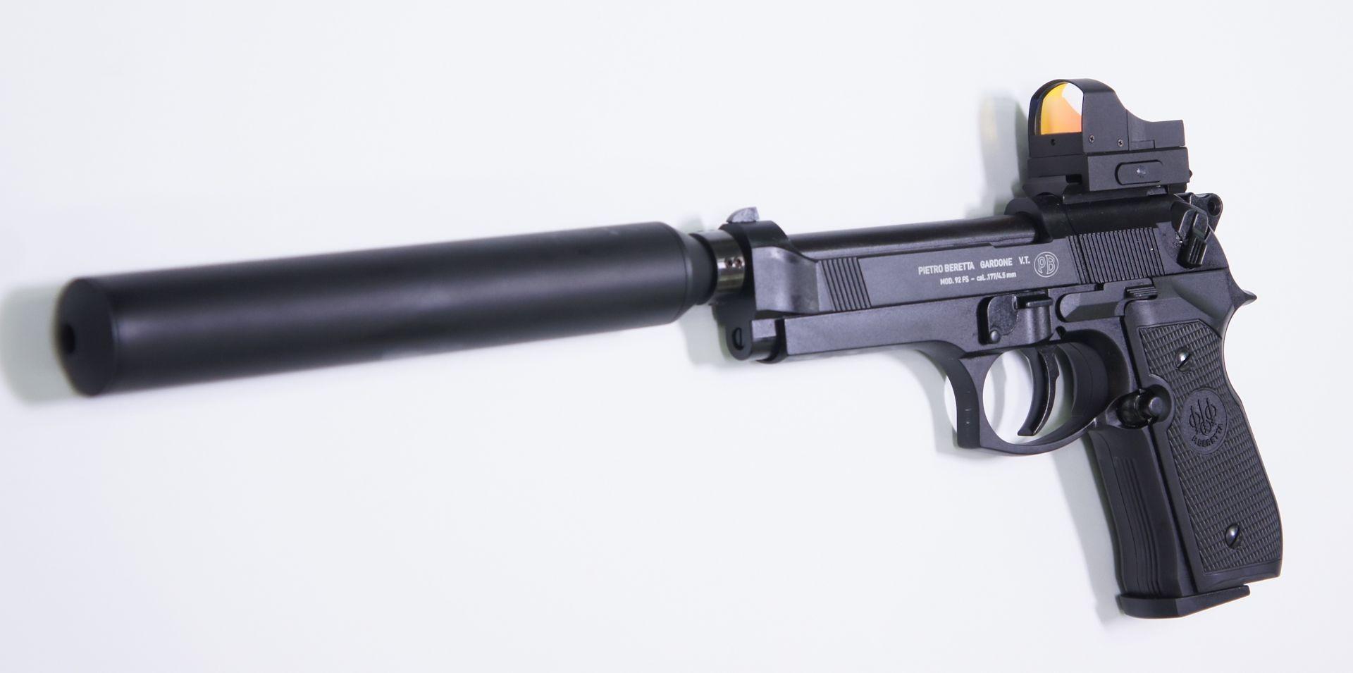 Noch ein Konfigurationsbeispiel auf <a href=1050021.htm> CO2- Pistole Beretta</a>