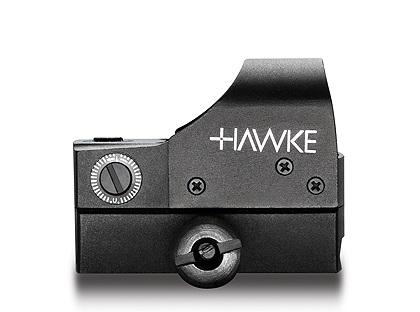 Hawke Reflexvisier 1x25, Weaver, 6 Helligkeitsstufen