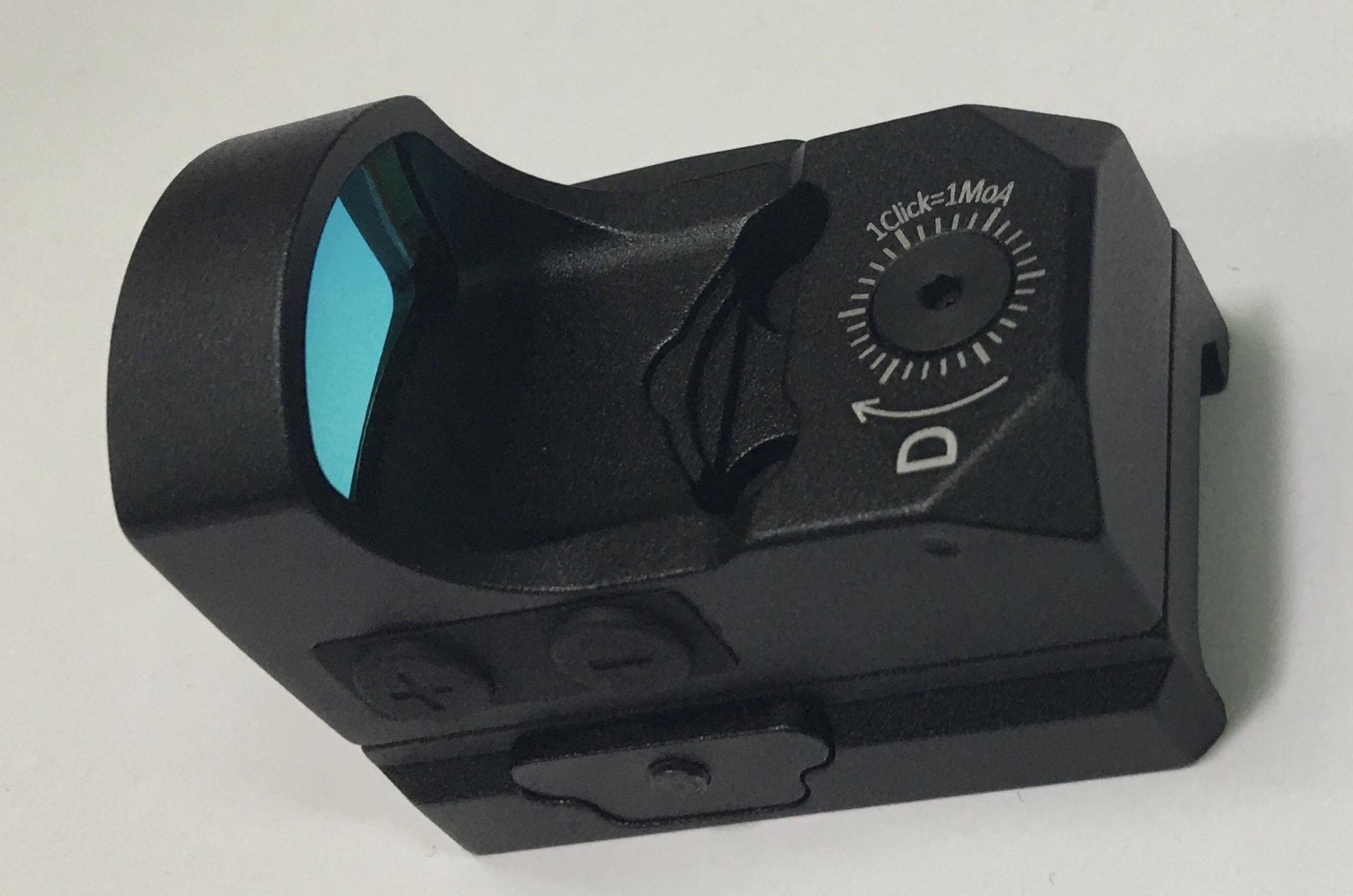 Reflexvisiere, Leuchtpunktvisiere und red Dots sind vom Aufbau und Prinzip das gleiche und dienen der schnellen Zielerfassung