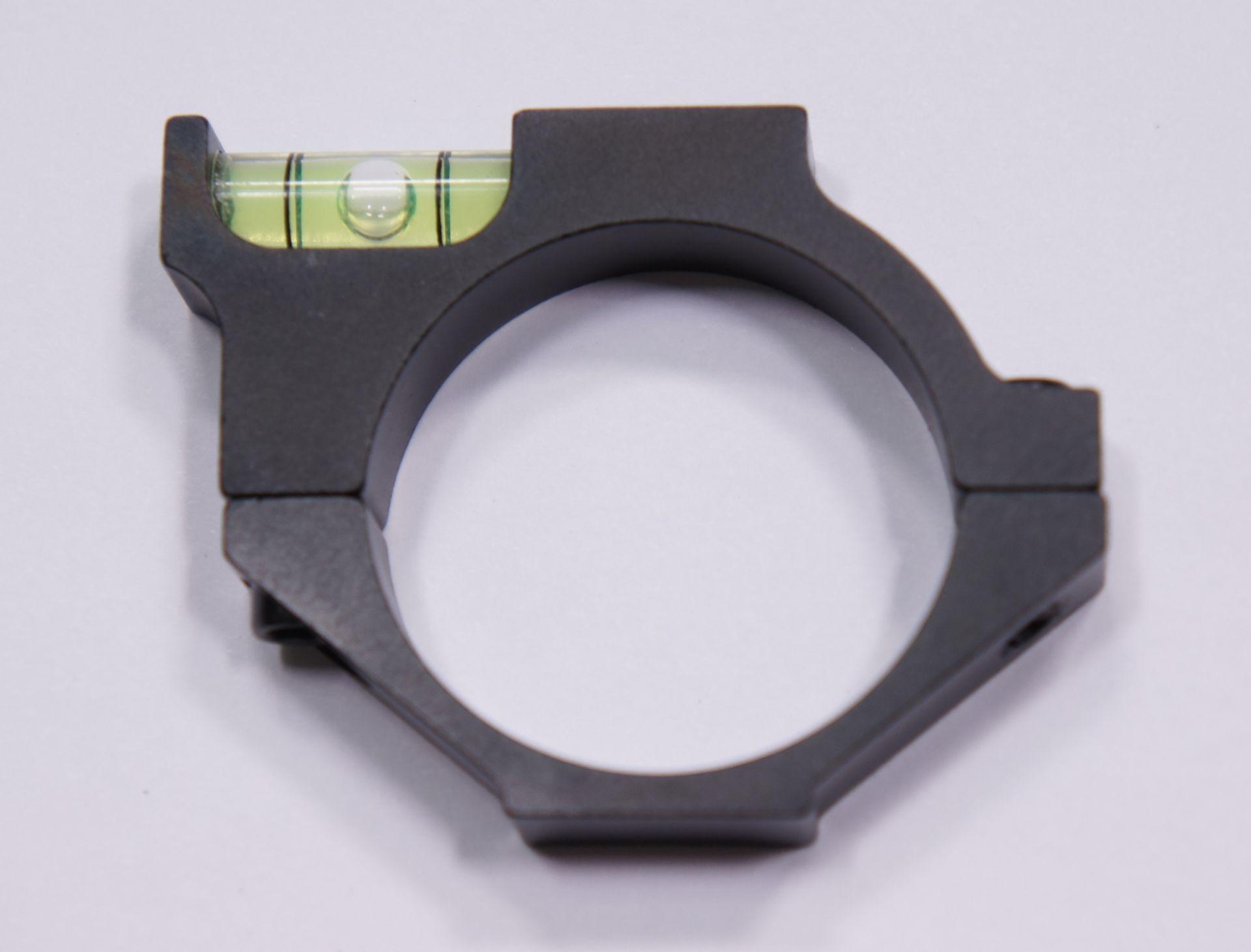 Wasserwaage für Optiken mit Mittelrohr 25mm