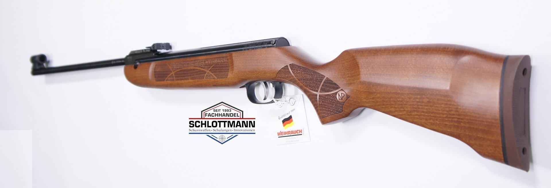 Weihrauch Luftgewehr HW 30 S