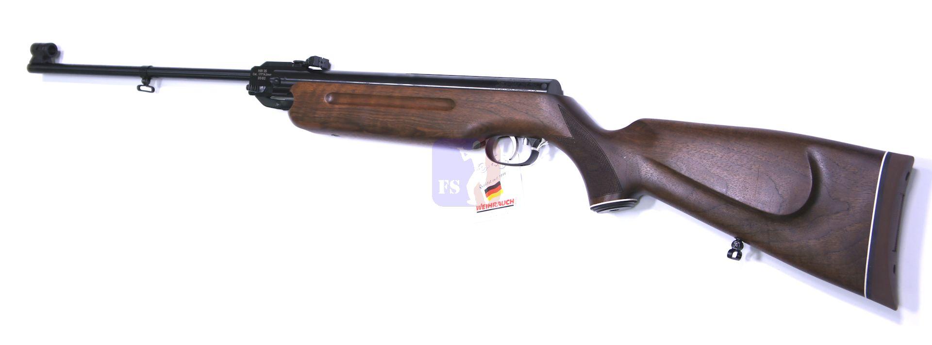 Luftgewehr HW 35 E