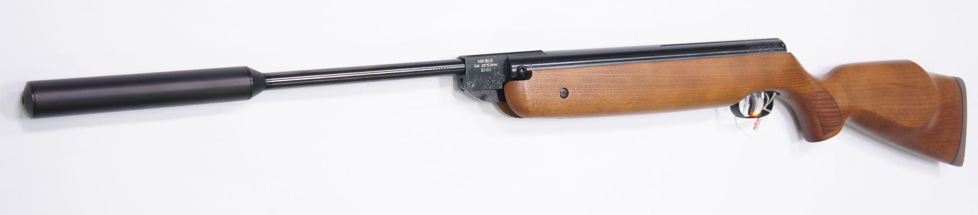Luftgewehr HW 80 K