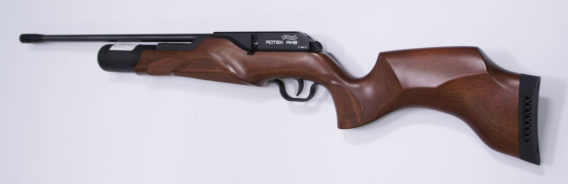 PCP Luftgewehr Walther Rotex RM8, Kaliber  4,5mm