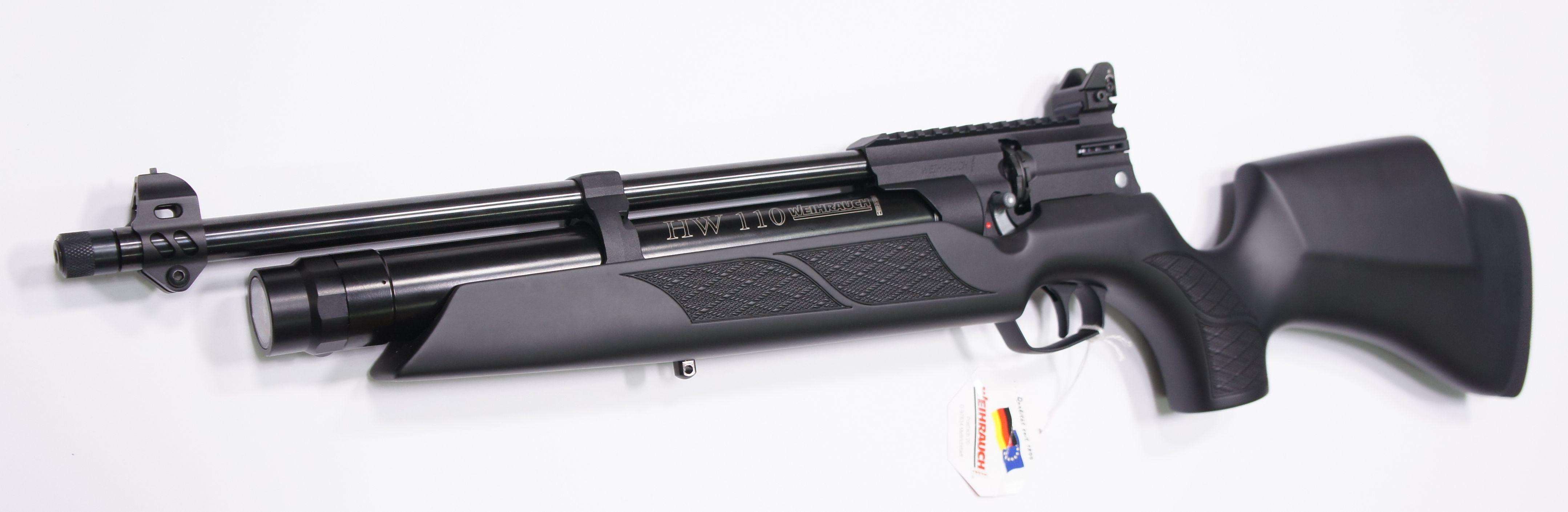 Luftgewehr Weihrauch HW 110 carbine