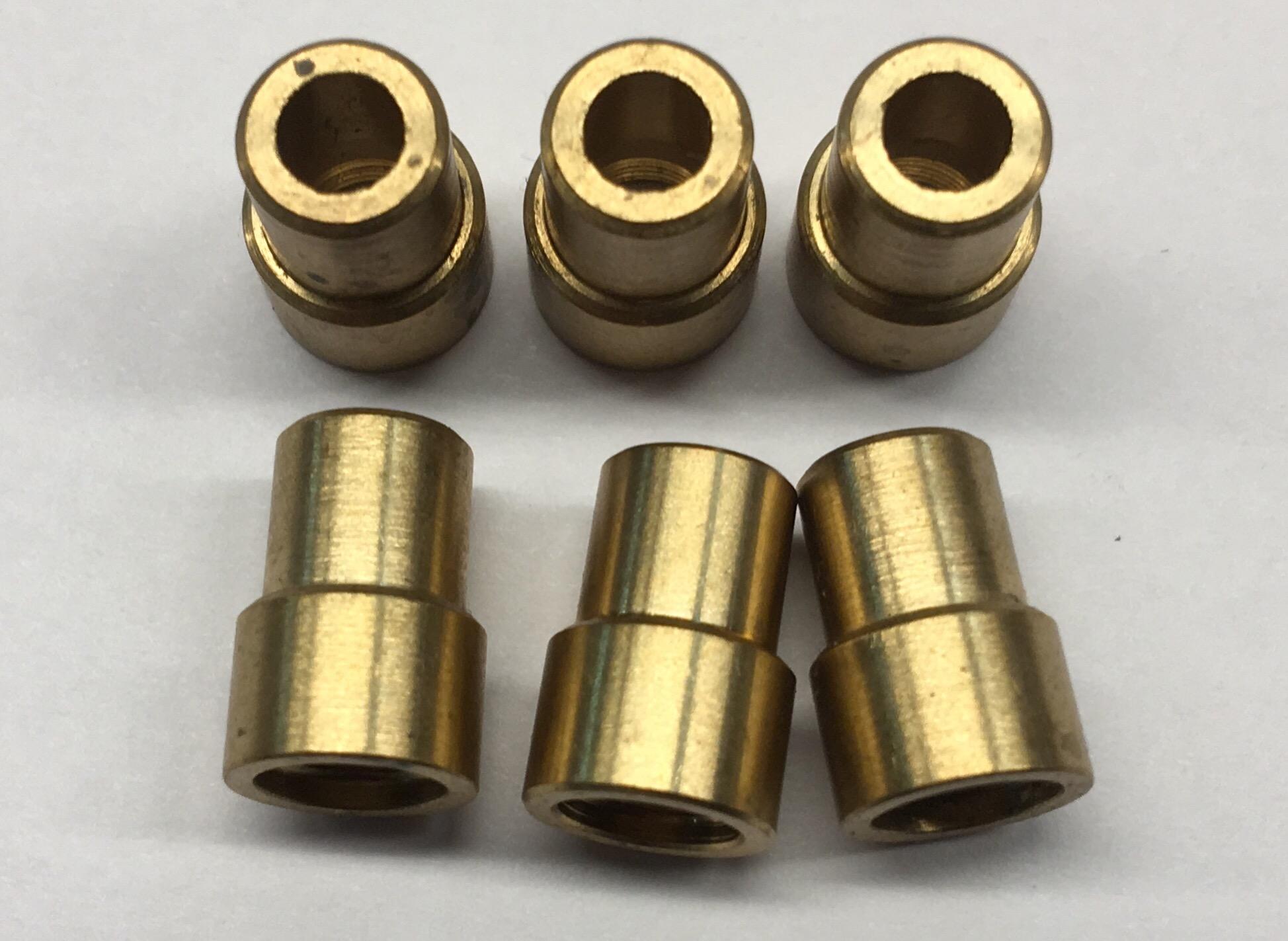6er Pack Geschosskappen 4,5mm für LEP