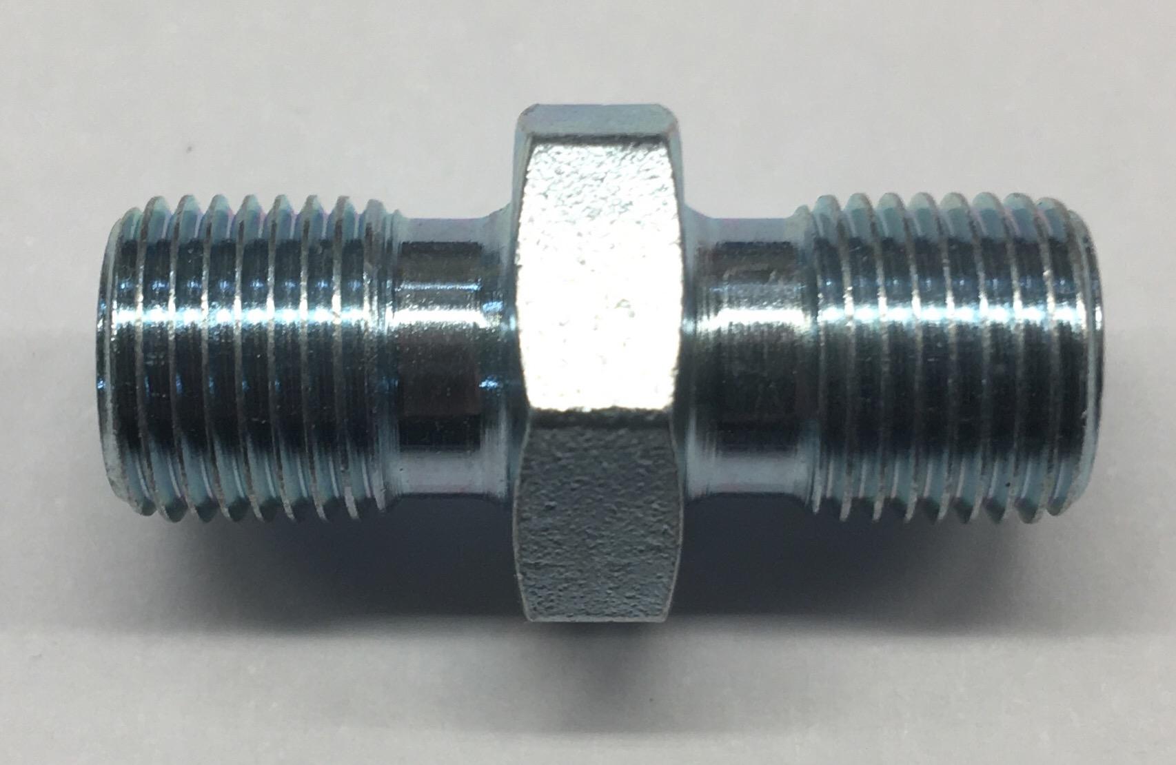Pressluft Adapter, achtel Zoll auf achtel Zoll