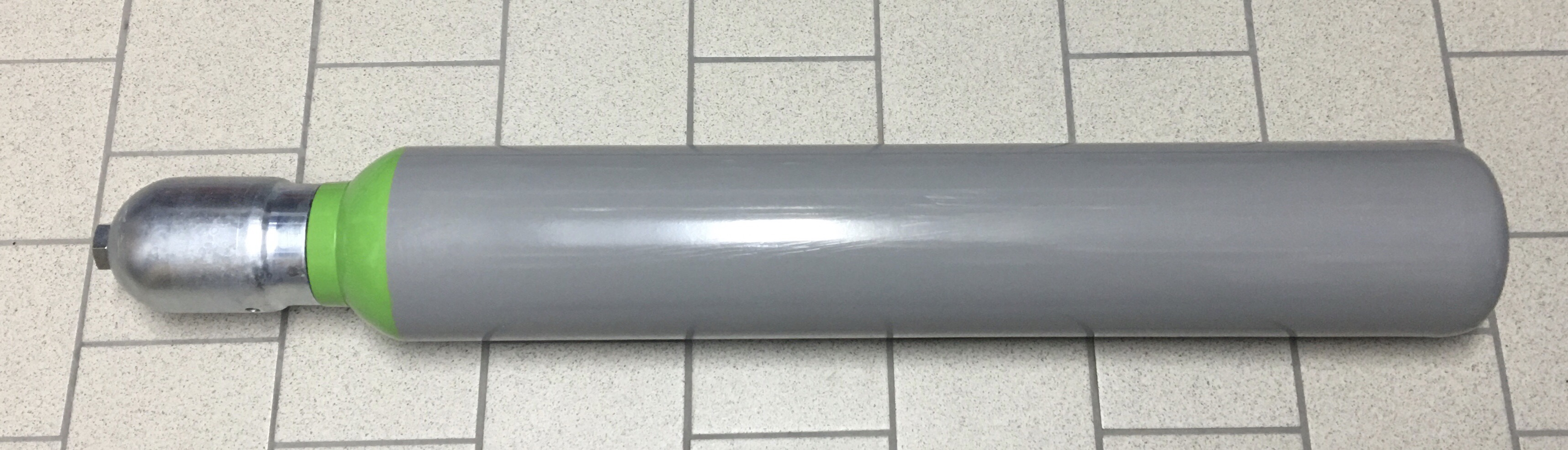 Pressluftflasche 10 Liter / 300 bar