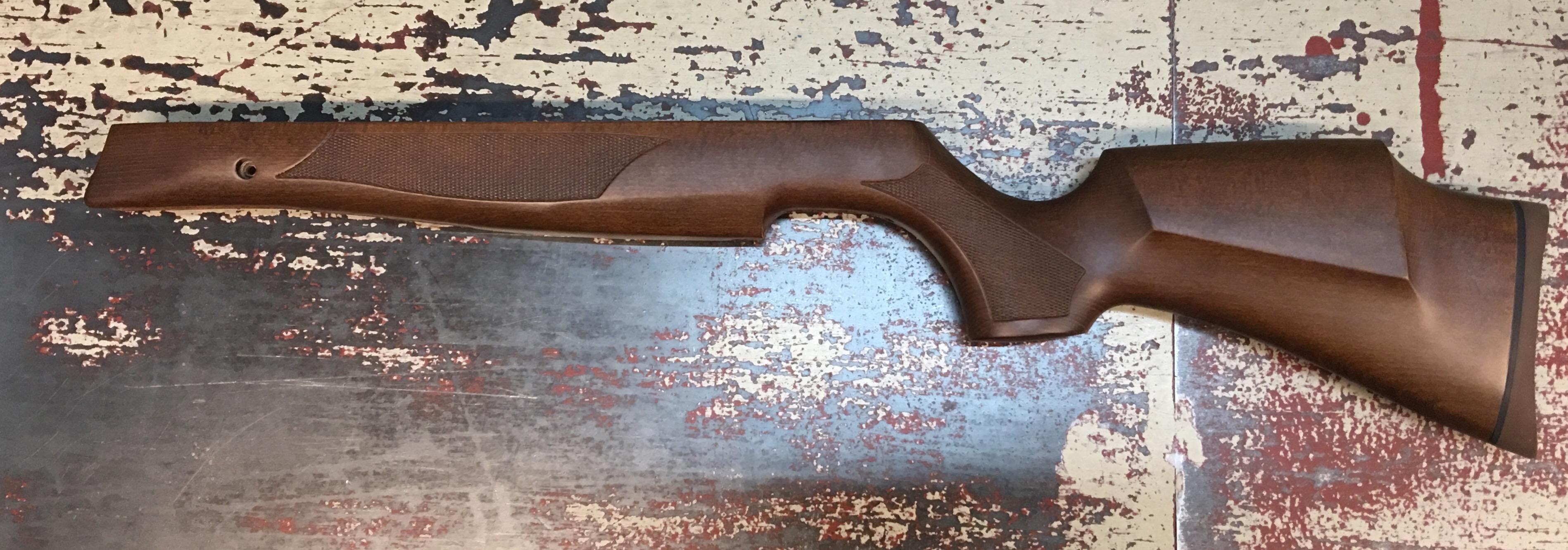 Schaft vom HW77 Standard, flach, beidseitig Backen vorhanden