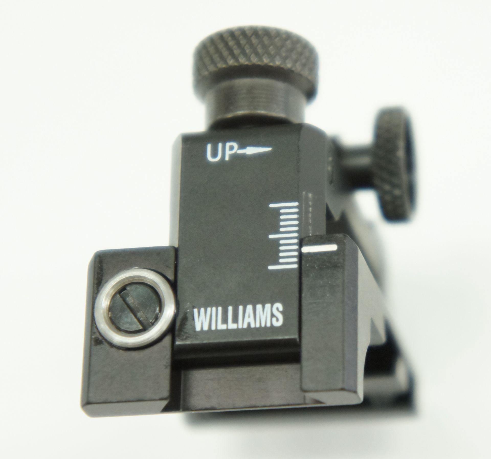 Peep Sight von Williams, Lochkimme
