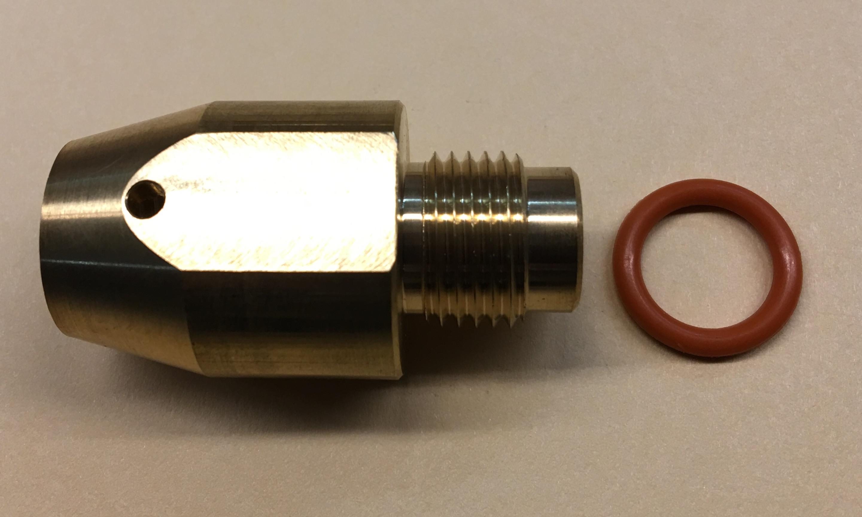 Adapterkappe, Ersatzteil zum Ventil 850 Classik