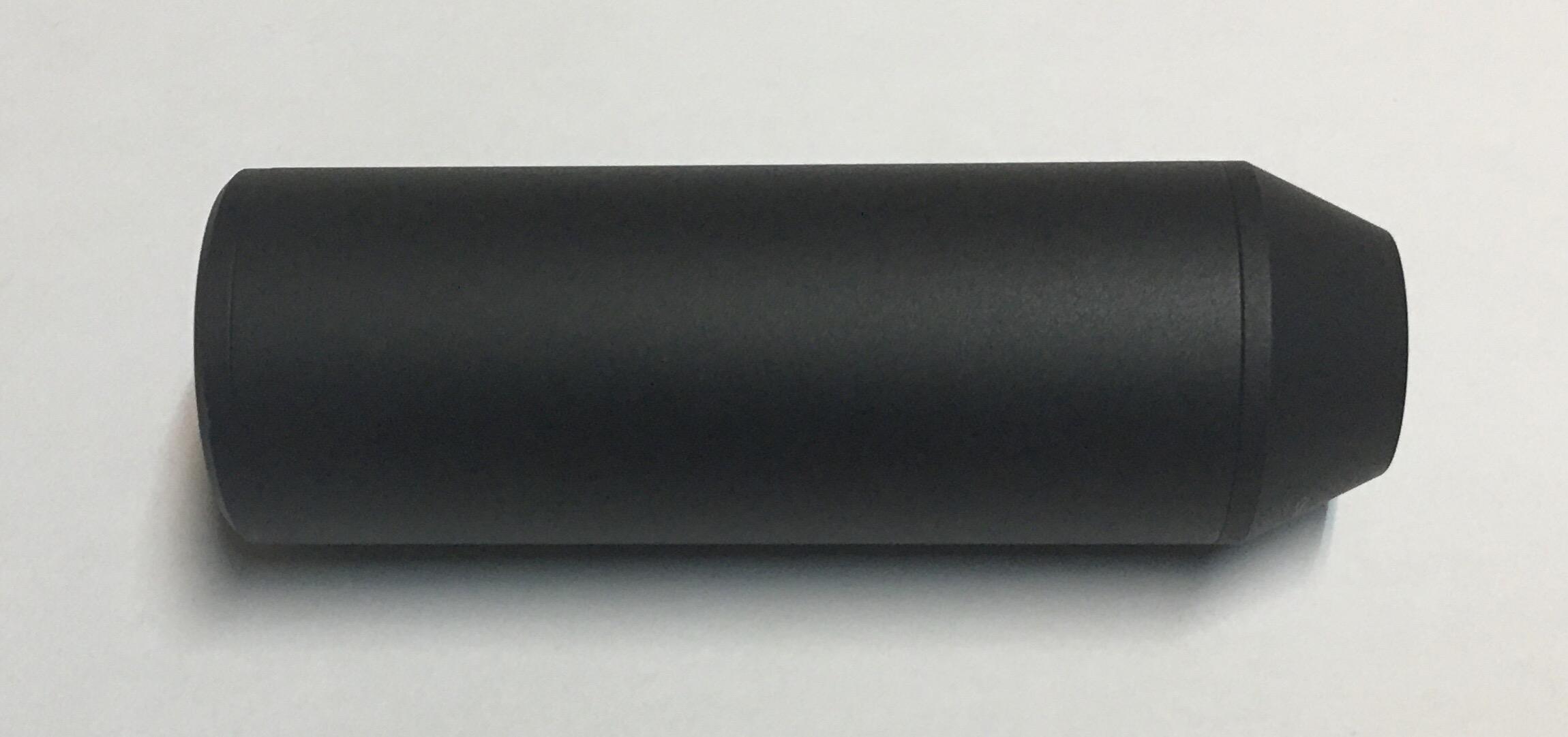 Kompaktschalldämpfer für F- CO2 und Luftpistolen