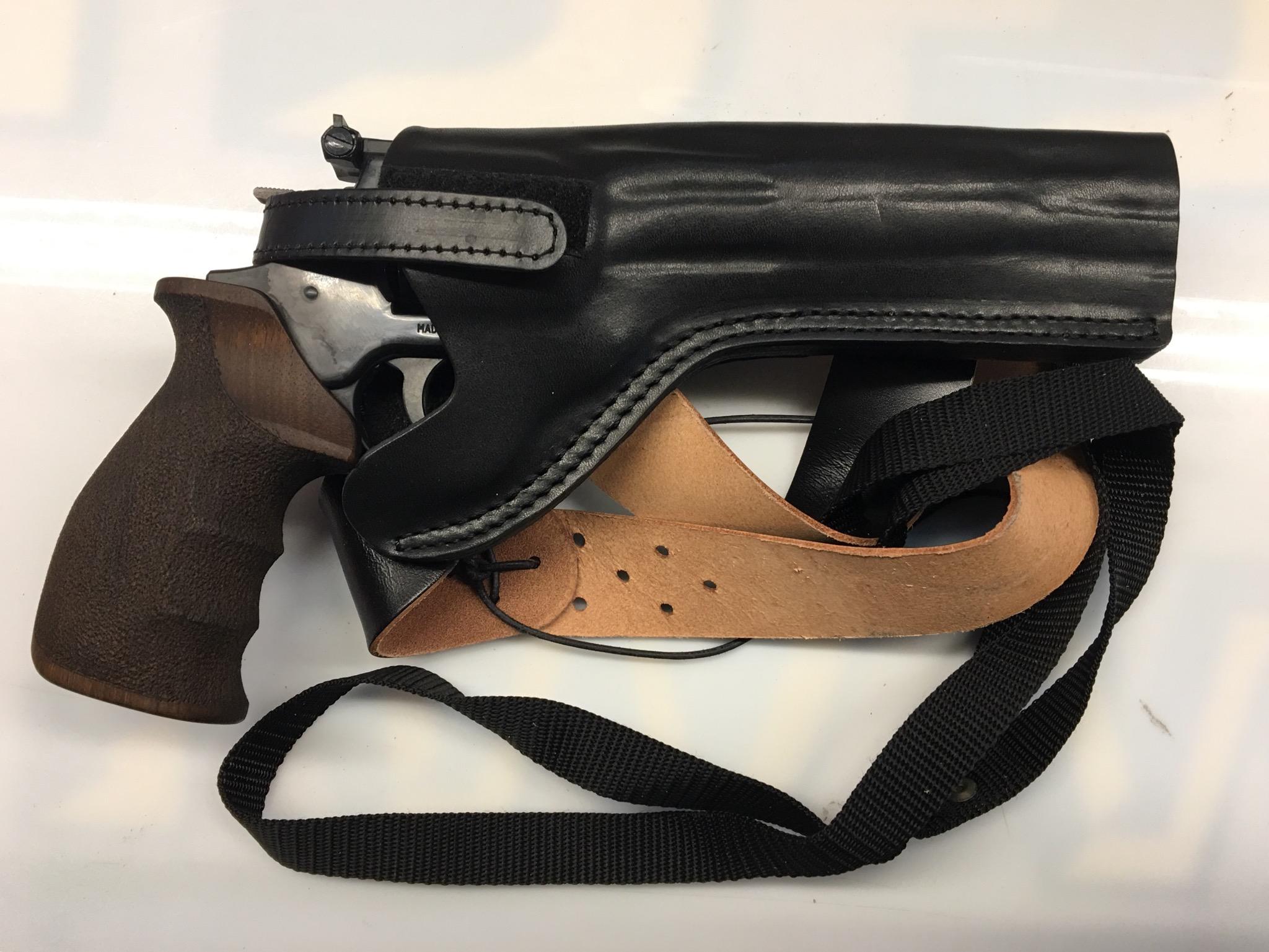 Anwendungsbeispiel mit LEP Revolver Competition