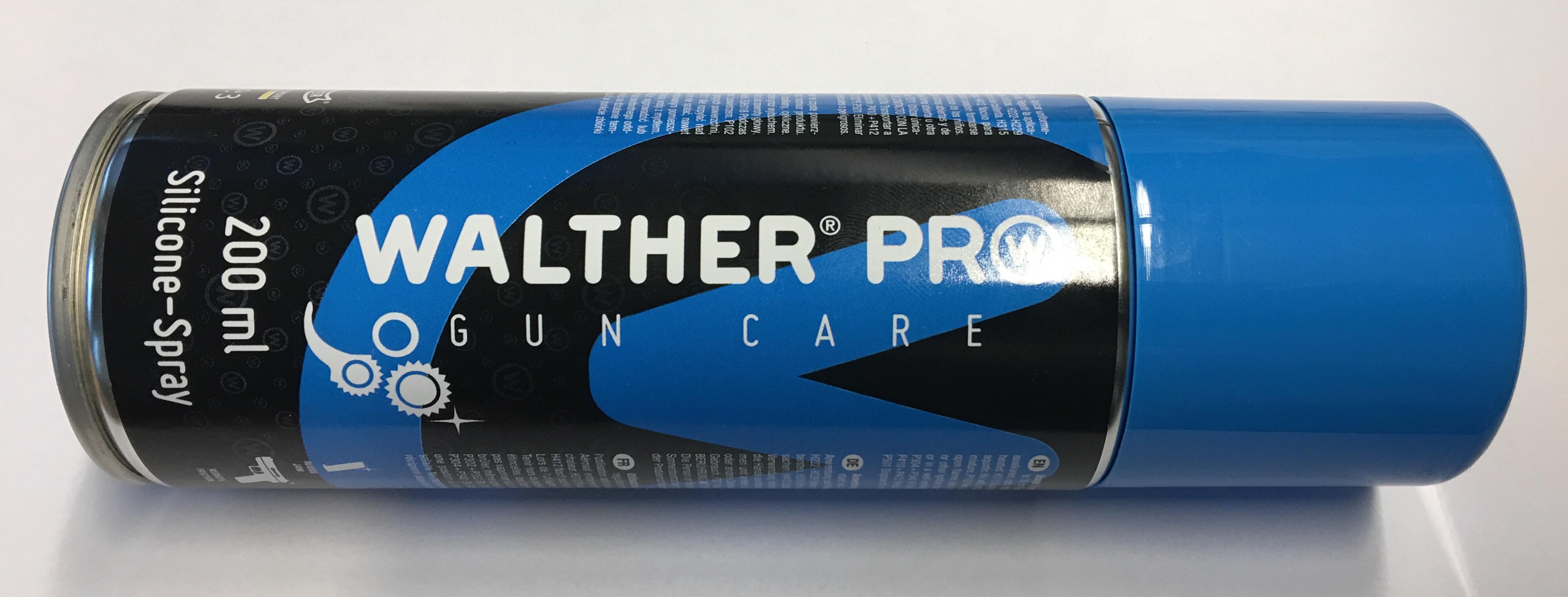 Silikon Spray 200ml Walther PRO