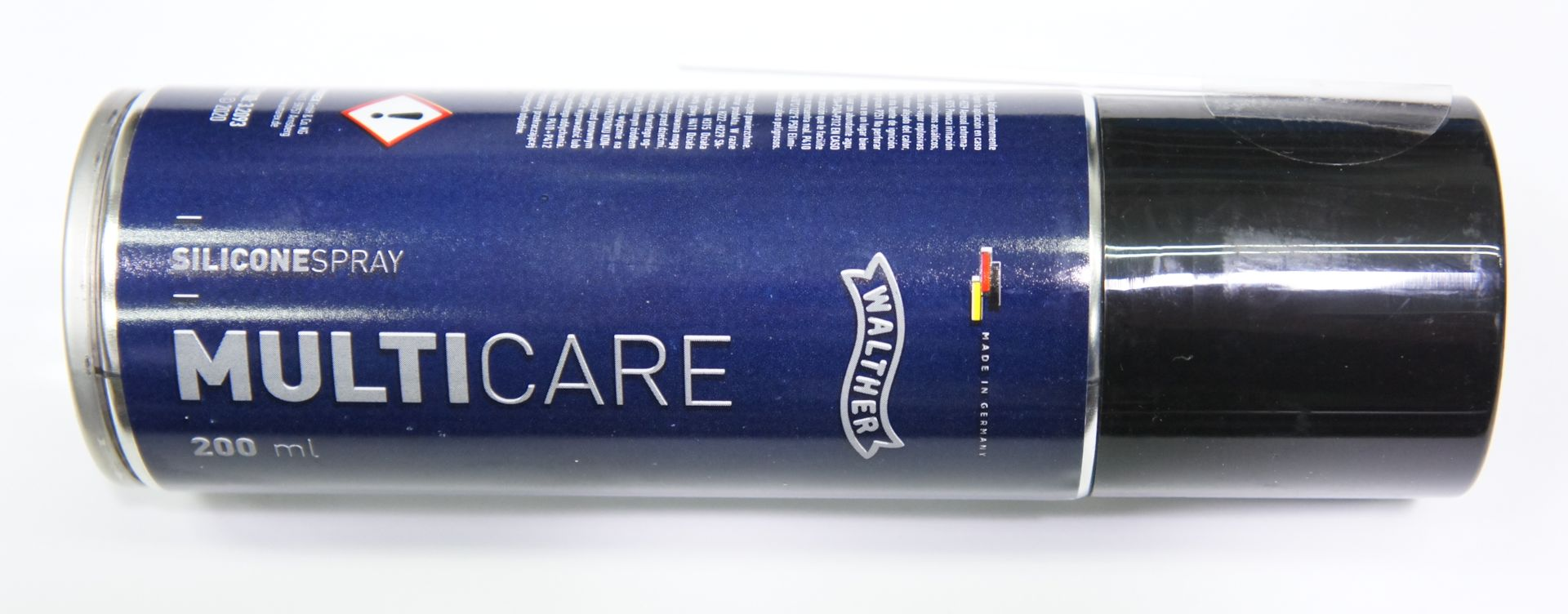 Silikonspray, 200ml der Marke Walther, MULTICARE