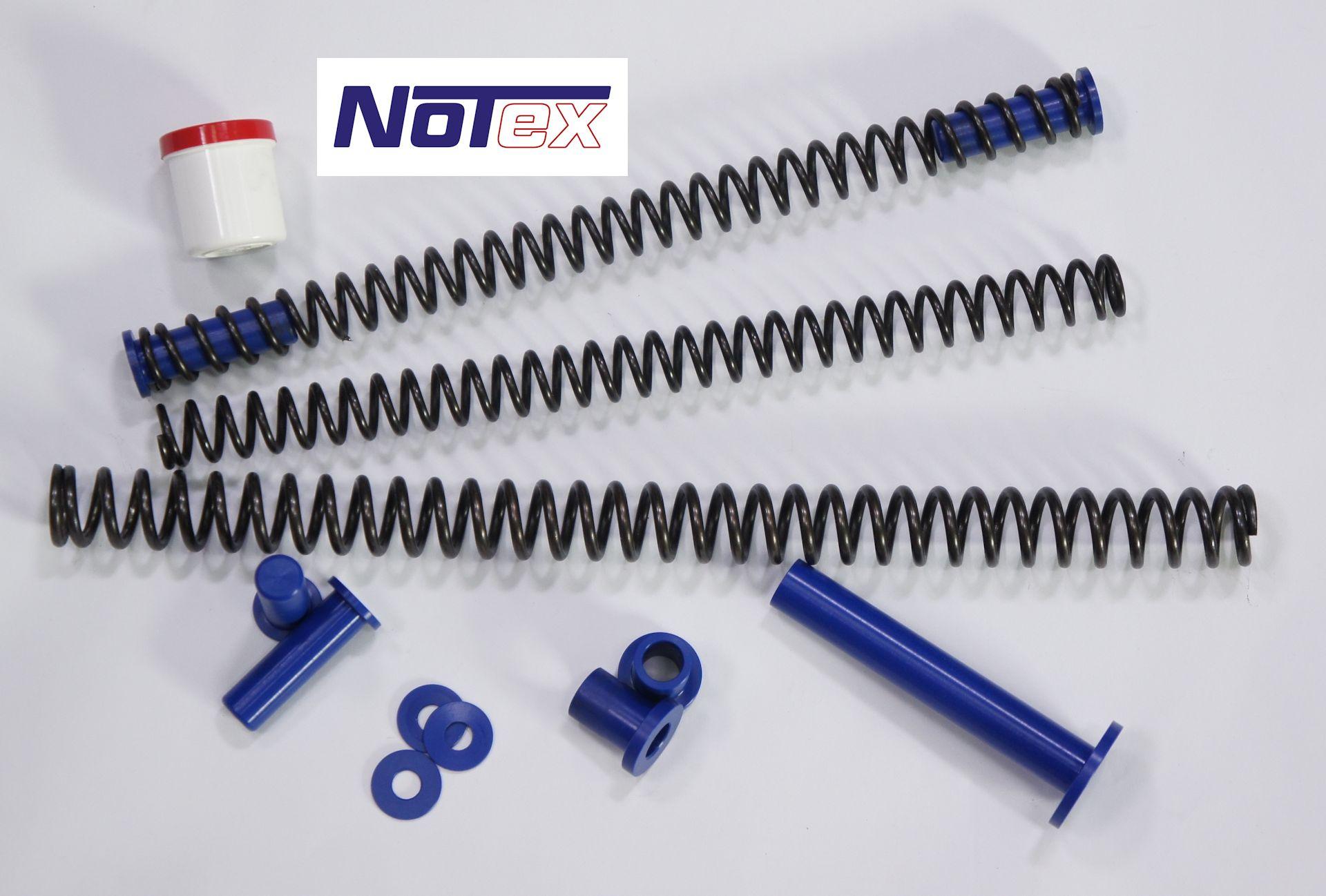 Wir haben auch ausgewählte Kolbendruckfedern und Federführungen