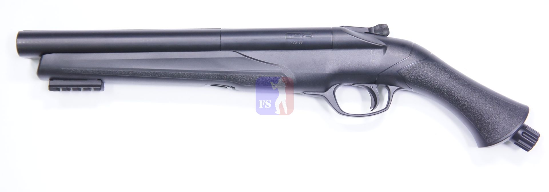 HDS 68, HOME DEFENCE SHOTGUN, CO2 Flinte im Kaliber 68