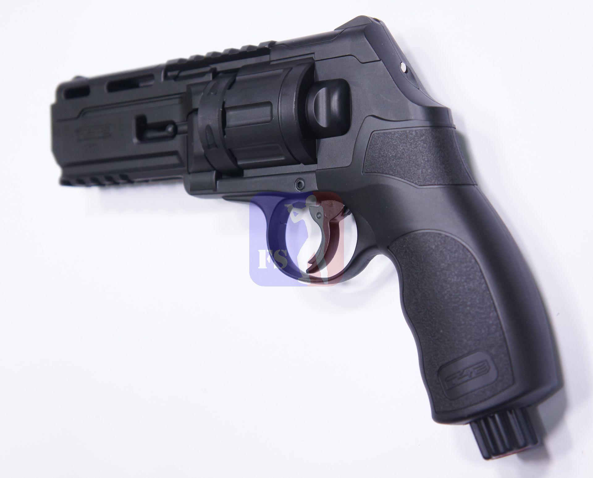 HDR 50. CO2 Revolver Kaliber .50, ca. 12,5 mm beispielsweise für Gummikugeln