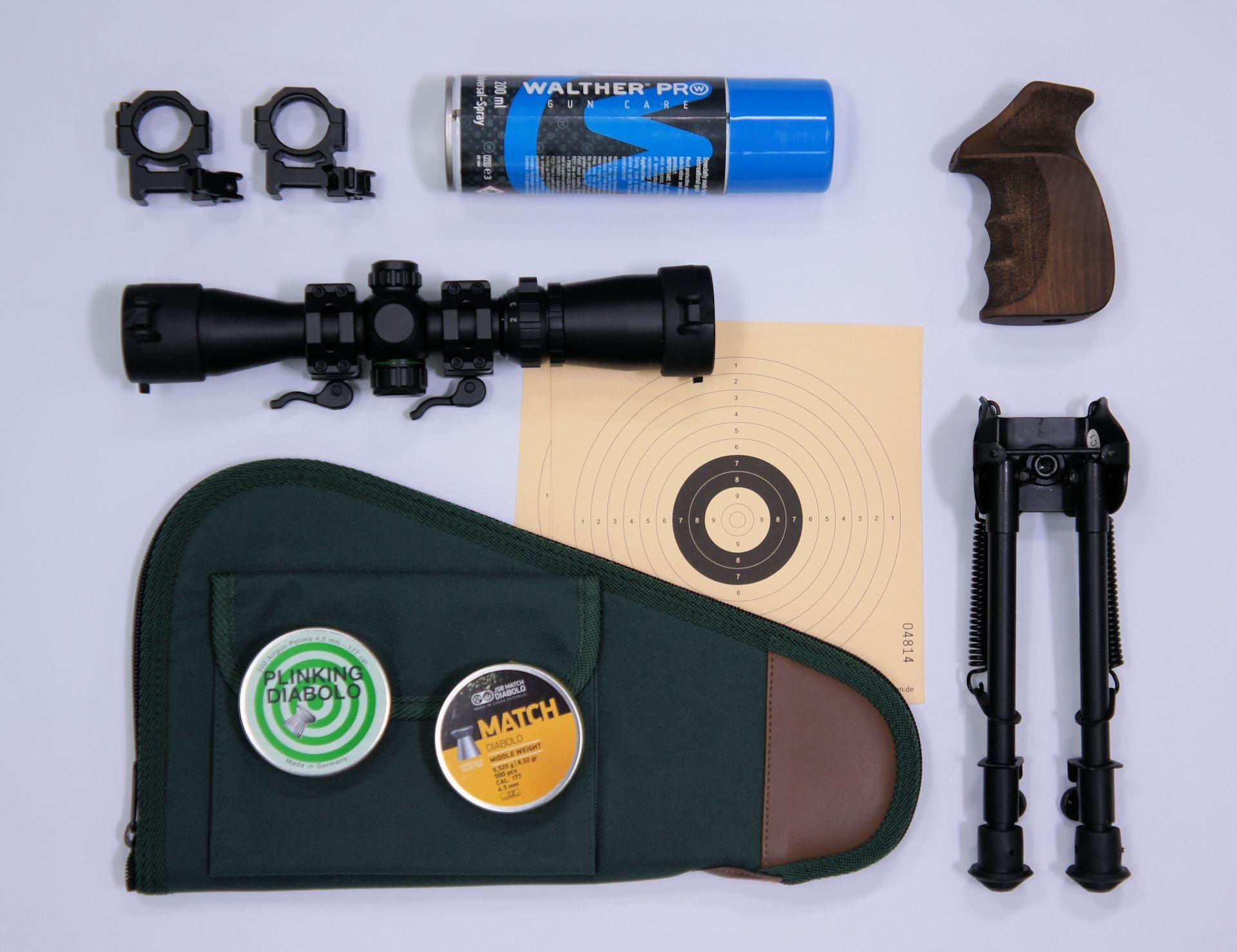 In dieser Zubehör- Rubrik finden Sie eine Vielzahl passender Artikel zum Thema Waffen