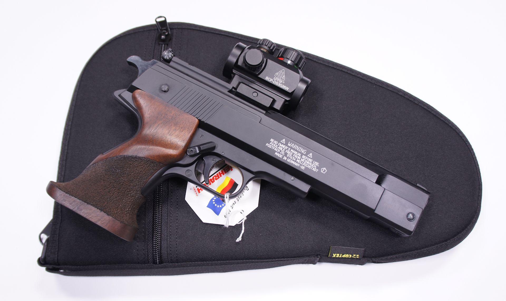 große Pistolentasche 32x19cm