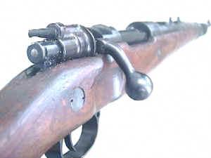 Salutgewehr K98 für 8mm Platzpatronen