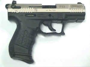 Gaswaffe Walther P22